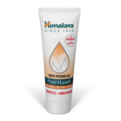 Himalaya Żel do higieny rąk Czyste ręce Ochronny 100 ml