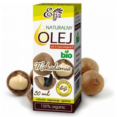 Olej z orzechów makadamia 50ml