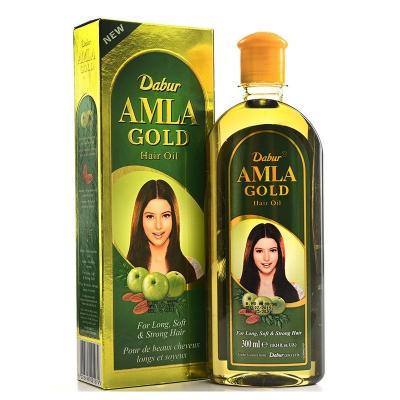 Olejek Amla Gold do włosów jasnych 300ml