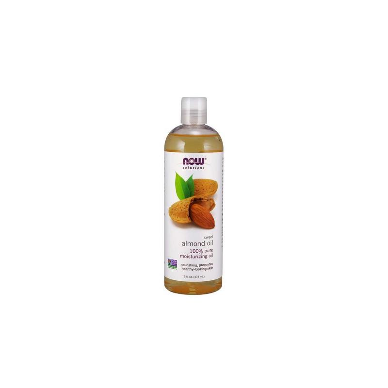 Olejek migdałowy 100% Pure 473ml