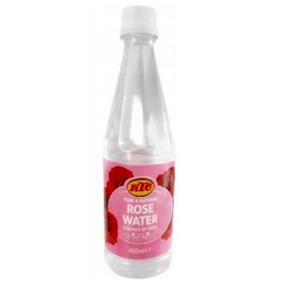 Woda różana KTC 450ml