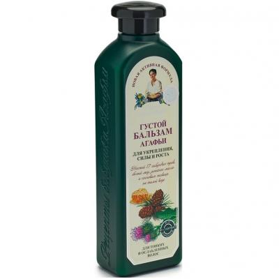 Agafia Balsam gęsty wzmacniający włosy cienkie 350ml