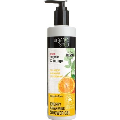 Organic Shop Żel pod prysznic Mandarynka Mango 280ml