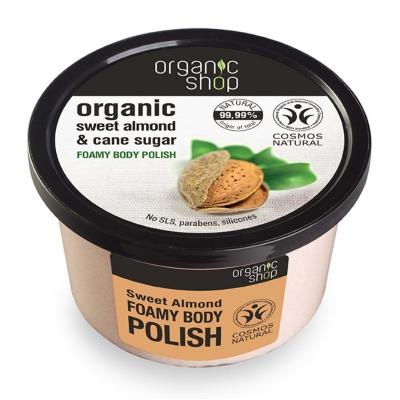 Organic Shop Pasta do ciała Słodki Migdał 250ml