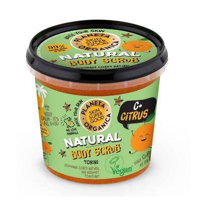 Planeta Organica Scrub do ciała C+ Citrus 360ml