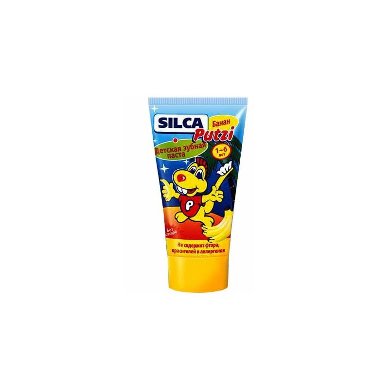 Pasta do zębów dla dzieci 1-6 Banan 50ml
