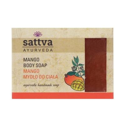 Mydło mango glicerynowe Sattva 125g