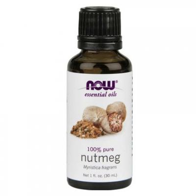 Olejek z gałki muszkatałowej (Nutmeg Oil) 30ml