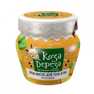 Koza Dereza Krem-masło do rąk i ciała Odżywcze 175ml