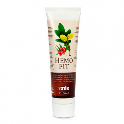HemoFit - Kora dębu z rokitnikiem 100ml