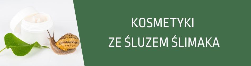 ▷ Naturalne kosmetyki ze śluzem ślimaka | FitoUroda.pl - drogeria naturalna