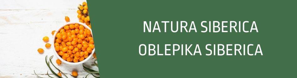 ▷ Natura Siberica Oblepika Siberica - naturalne, syberyjskie kosmetyki | FitoUroda.pl - internetowa drogeria naturalna